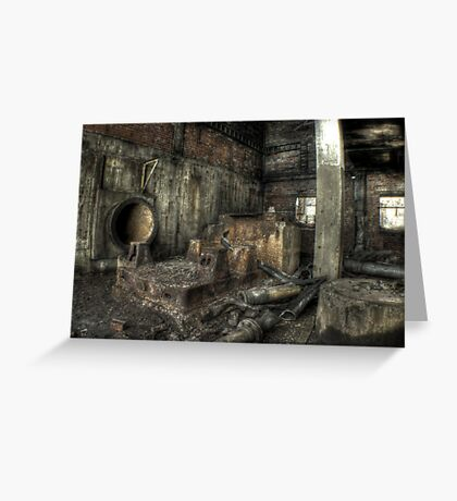 Foundry Room Greeting Card