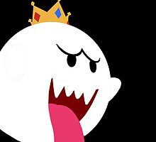 King Boo! Simplistic Design by SimplisticArts