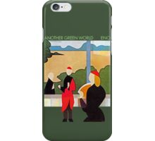 Brian Eno - Another Green World iPhone Case/Skin