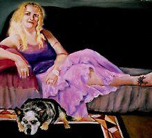 Julie and Blue by Brita Lee