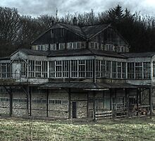 TB Sanatorium by Richard Shepherd