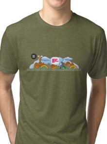 The great outdoors Tri-blend T-Shirt