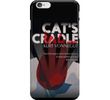 Cat's Cradle by Kurt Vonnegut  iPhone Case/Skin