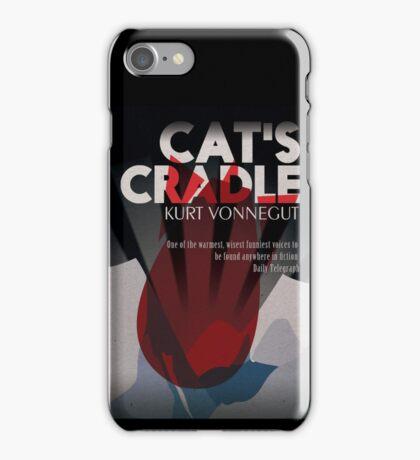 Cat's Cradle by Kurt Vonnegut  iPhone Case/Skin