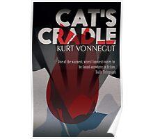 Cat's Cradle by Kurt Vonnegut  Poster