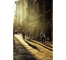 Florence Street Photographic Print