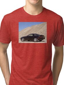 Porsche 928 - pic A. Tri-blend T-Shirt