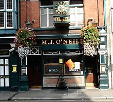 M.J O'Neill's Pub by Jay Quigley