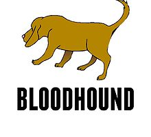 Bloodhound by kwg2200