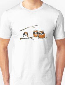 Snowy Owlets T-Shirt