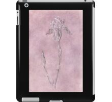 Iris Germanica iPad Case/Skin