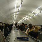 the underground by MollyHenage