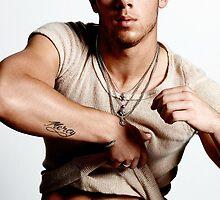 Nick Jonas by aodena