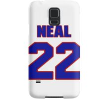 National football player Lorenzo Neal jersey 22 Samsung Galaxy Case/Skin