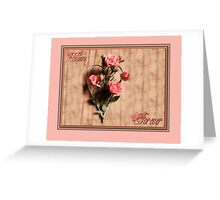 Yours Forever Card Greeting Card