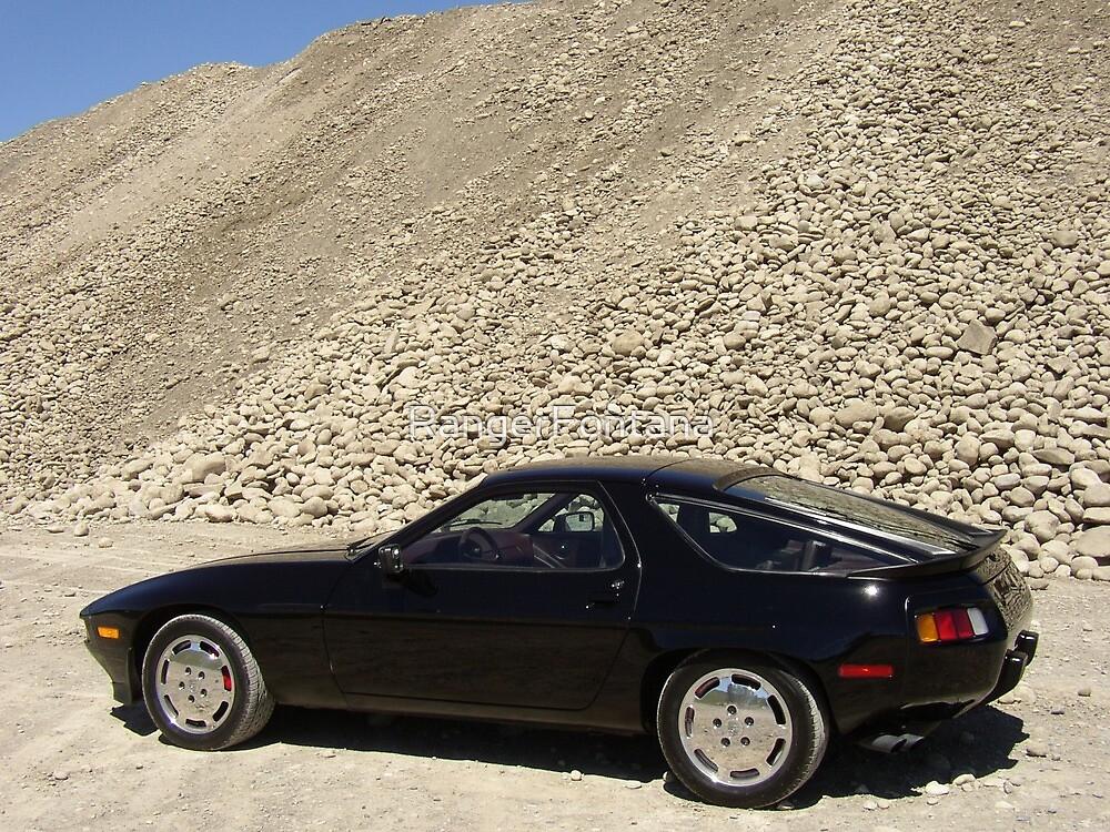 Quot Porsche 928 Pic C Quot By Rangerfontana Redbubble