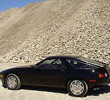 Porsche 928 - pic C. by RangerFontana