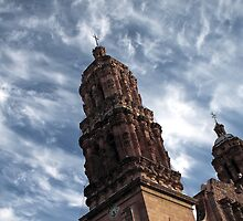 heavenly sky by tuetano