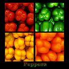 Peppers by Rebecca Jarboe