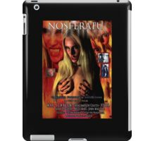 Nosferatu vs. Father Pipecock & Sister Funk (2014) -Movie Poster iPad Case/Skin