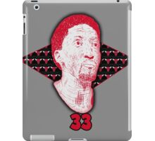 Scottie Pippen #33 iPad Case/Skin
