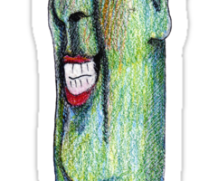 Mr. Pickle Sticker