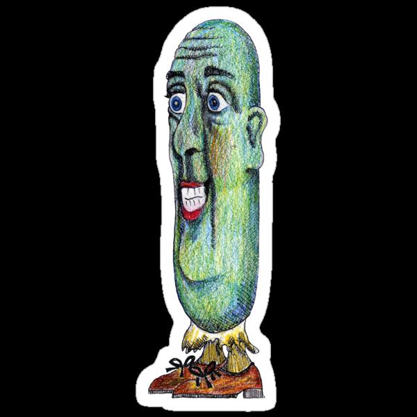 Mr. Pickle by Hoffard