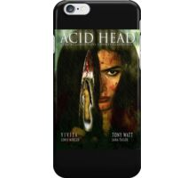 Acid Head: The Buzzard Nuts County Slaughter (2011)'. - Movie Poster iPhone Case/Skin