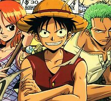 One Piece by solo244