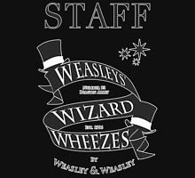 Weasleys' Wizard Wheezes Store Staff Unisex T-Shirt