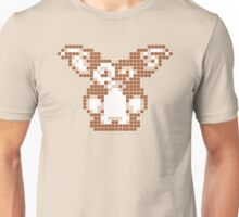"Gremlins ""Don't Feed After Midnight."" Gizmo Movie 8-bit Unisex T-Shirt"