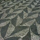 Mosaic Floor - Baths of Caracalla by John Nelson