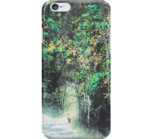 Tranquil Mountain iPhone Case/Skin