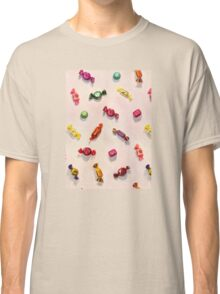 Sweet Candy Painted Pattern Classic T-Shirt