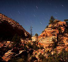 Zion by Moonlight by Nolan Nitschke