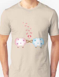 Sheep in love T-Shirt
