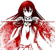 Akame ga Kill! Akame by Jonathan Masvidal