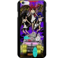 """Code Name: King #2"" Comic Book Page Art - 'Yowza!' iPhone Case/Skin"