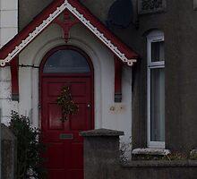 Red Door by Susan Grissom