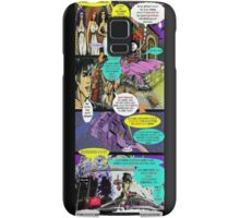 """""""Code Name: King #2"""" Comic Book Page Art - 'No Horse Fartin' in The Caddy' Samsung Galaxy Case/Skin"""