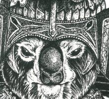 Koala Ronin Sticker