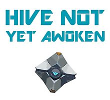 Hive Not Yet Awoken by RedWolfShop