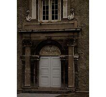Irish Doorway Photographic Print