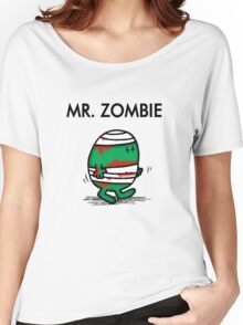 MR. ZOMBIE Women's Relaxed Fit T-Shirt