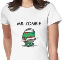 MR. ZOMBIE Womens Fitted T-Shirt