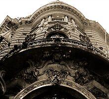 Building Facade Buenos Aries by Juilee  Pryor
