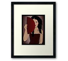 Secret Framed Print