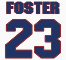 National football player Arian Foster jersey 23 by imsport
