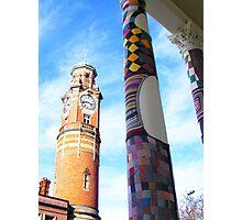Cosy Columns 4 Photographic Print