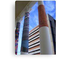 Cosy Columns 1 Canvas Print